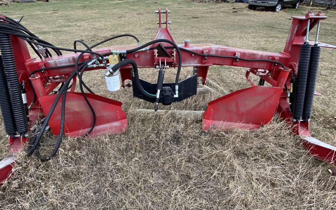 Front Frame for New Holland Sickle Head