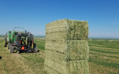 John Deere Offers New Solutions For Handling Large Square Balers