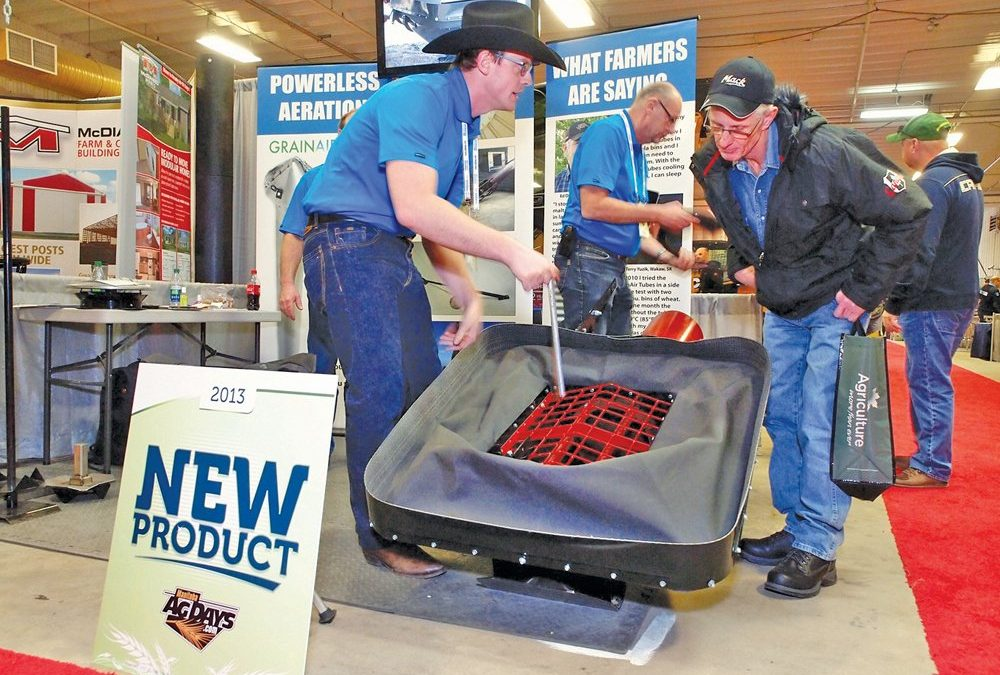 New products highlighted at Ag Days